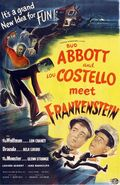 Abbott and Costello Meet Frankenstein poster-1-