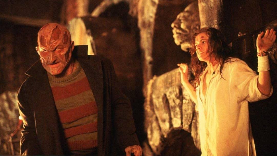 Freddy Krueger (New Nightmare)   Horror Film Wiki   FANDOM ...