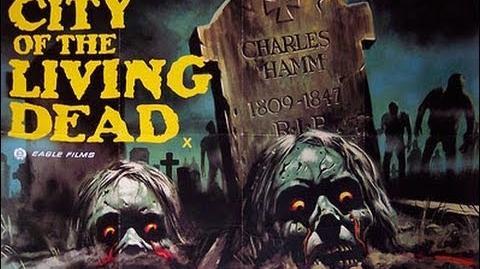 City of the Living Dead (1980) - Full Movie , classic Italian schlock!