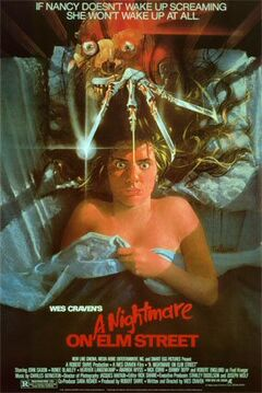 A Nightmare on Elm Street cover