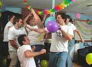 Gay Football Party (Bikini Bloodbath)