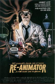 215px-Reanimator poster