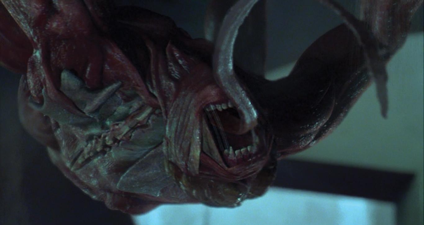 Resident evil retribution flying monsters