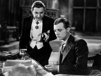 Dracula ..bygone cinema 1931