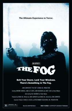 The Fog 1980 poster B Beyond Horror Design