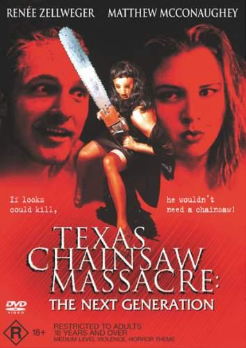 Texas Chainsaw Massacre The Next Generation Horror Film
