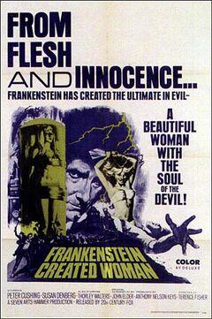Frankenstein created woman-1-