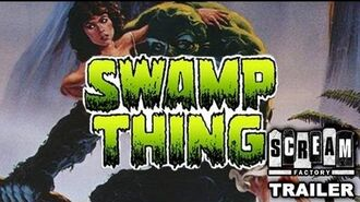 Wes Craven's Swamp Thing (1982) - Official Trailer