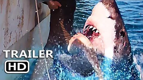 47 METERS DOWN 2 THE NEXT CHAPTER Official Trailer (2019) Shark Horror Movie