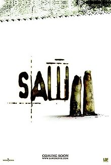 SawII poster