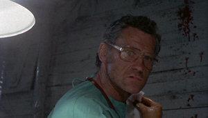 Donald O'Brien as Dr. Oberon
