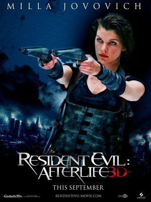 Resident Evil Afterlife Horror Film Wiki Fandom