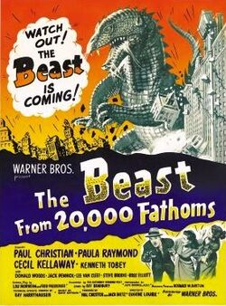 The Beast from 20,000 Fathoms