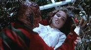 Freddy attacking nancy