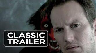 Insidious (2010) Official Trailer 1 - James Wan Movie HD