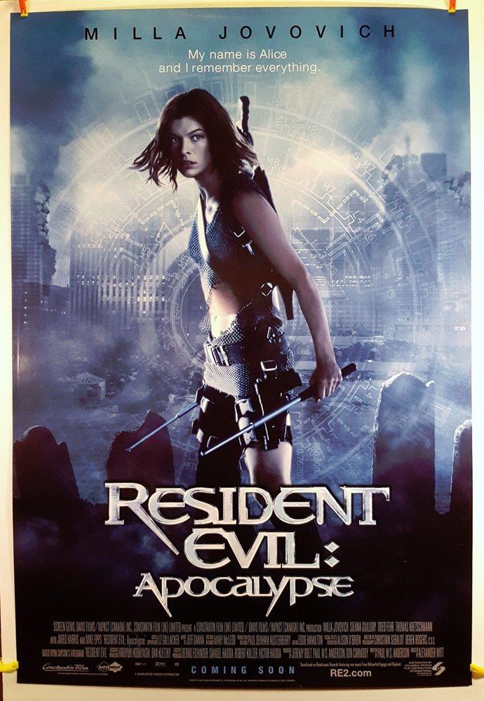 Resident Evil: Apocalypse | Ho...