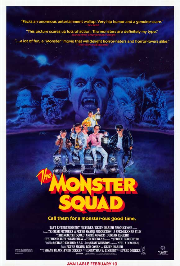 the monster squad soundtrack download