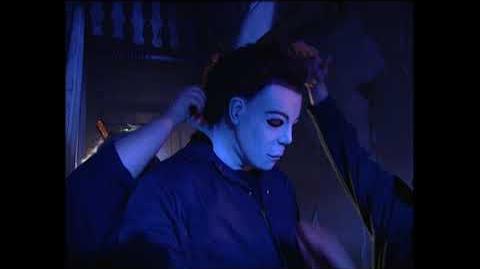 Halloween Resurrection - Behind the Scenes Footage