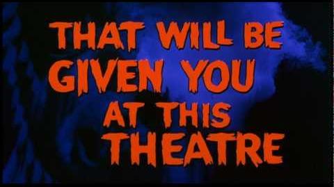13 Ghosts (1960) - Trailer