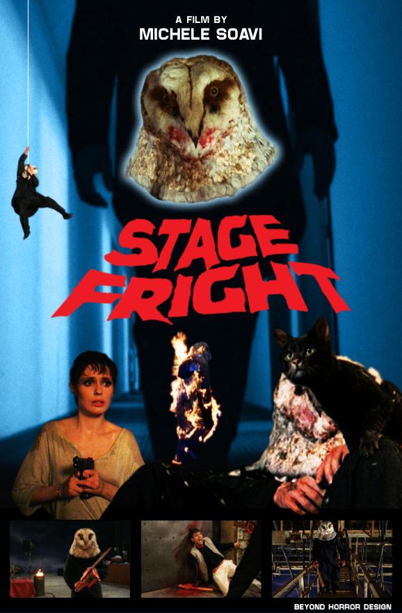 Stage Fright 1987 Horror Film Wiki Fandom Powered By Wikia