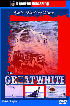 Great white dvd front