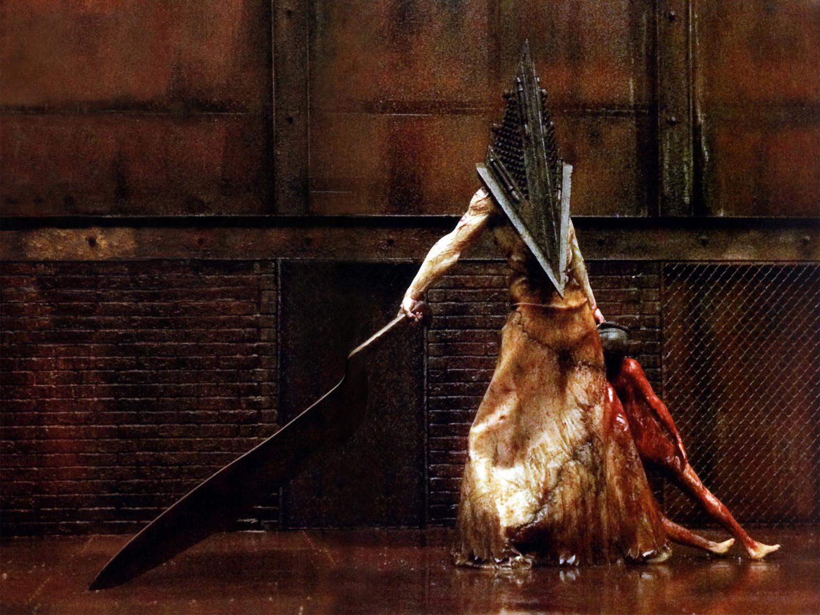 Pyramid Head Horror Film Wiki Fandom