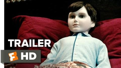 The Boy Official Trailer 1 (2016) - Lauren Cohan Horror Movie HD