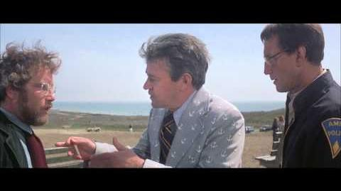 "Jaws ""Close the Beaches"" Film Clip -- Own it on Blu-ray August 14, 2012"