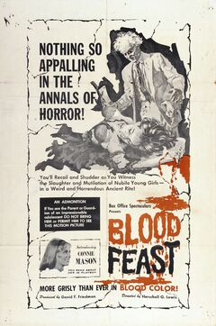Blood feast poster 01