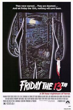 Friday the thirteenth1980