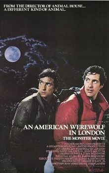 220px-An American Werewolf in London poster