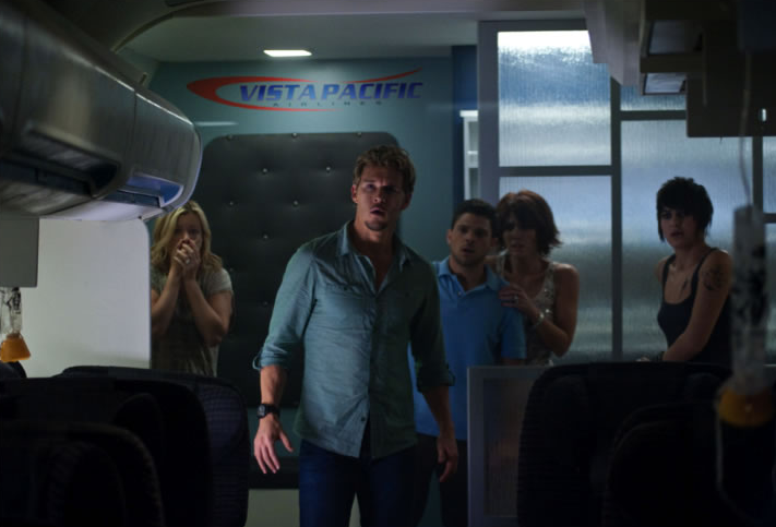 Still From Unreleased And Unfinished >> Flight 7500 | Horror Film Wiki | FANDOM powered by Wikia