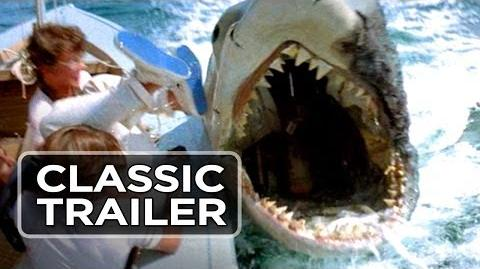 Jaws 2 Official Trailer 1 - Roy Scheider Movie (1978) HD