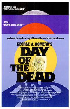 Day of the Dead (film) poster