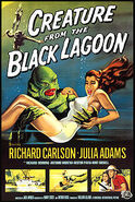 220px-Creature from the Black Lagoon poster