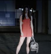 Jennifer Hills Red Dress