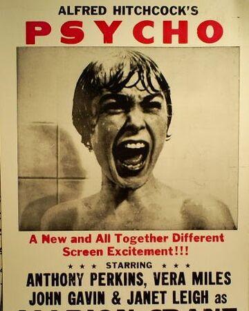 Psycho (1960) | Horror Film Wiki | Fandom