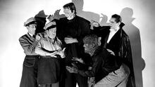 Abbott and costello meet frankenstein universal continuity