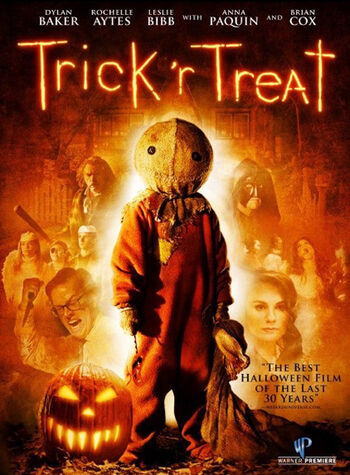 Trick R Treat Film Cover