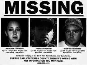 Blair Missing