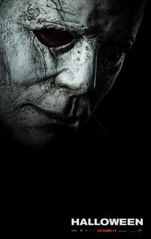 halloween 2018 film teaser poster