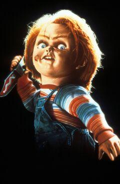 Chucky Artwork