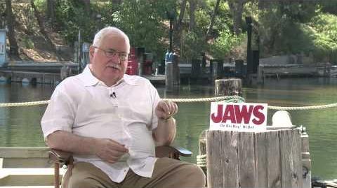 Jaws - Carl Gottlieb Interview Pt. 2 - Own it on Blu-ray