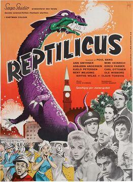 Reptilicus-danish