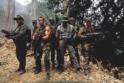 Predator (1987) - main cast