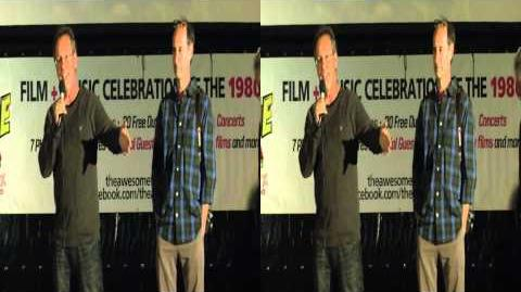 Killer Klowns From Outer Space in 3D- The Chiodo Brothers Q&A at Awesome Fest 2013