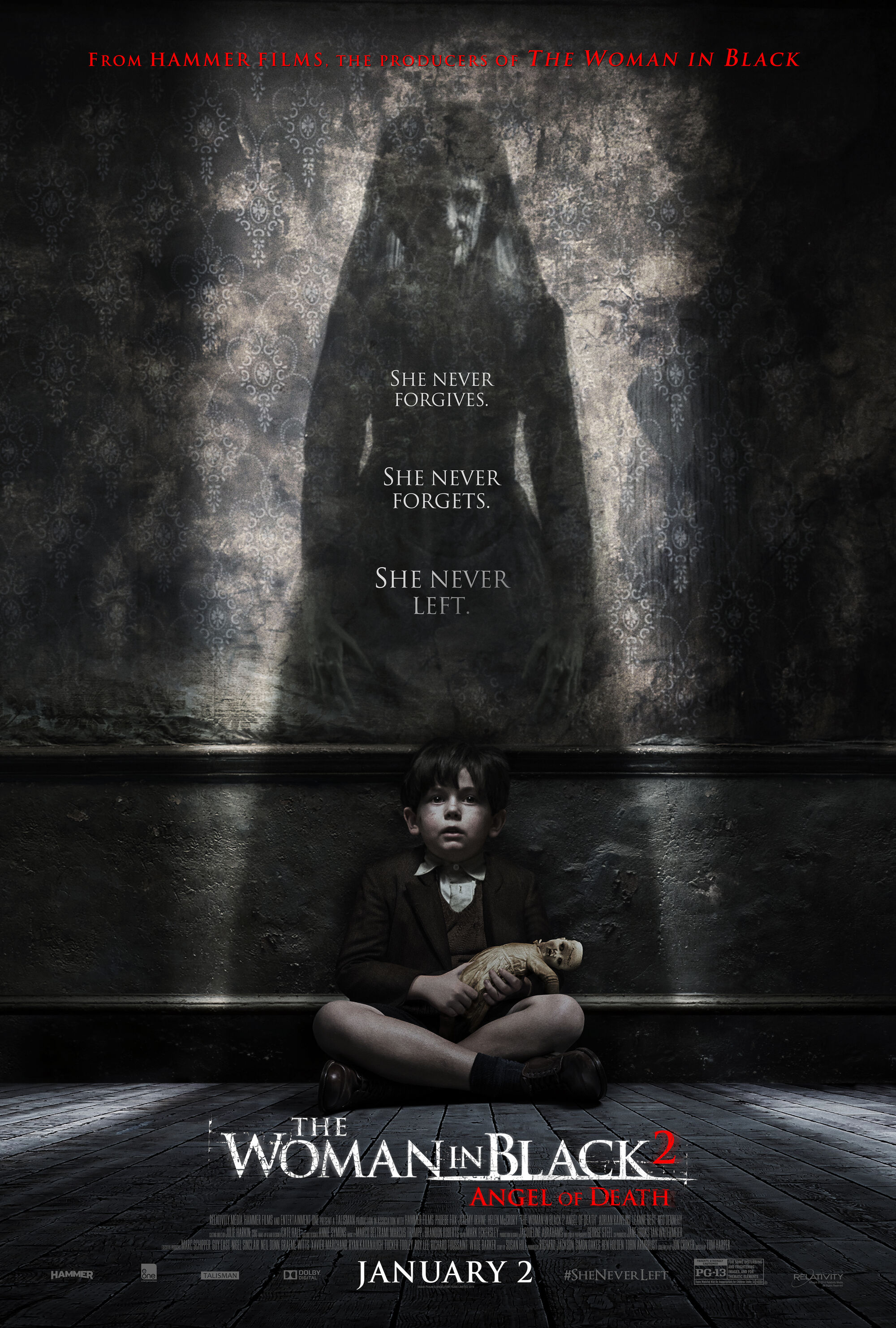 The Woman in Black 2: Angel of Death | Horror Film Wiki