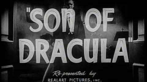Son of Dracula (1943) - Trailer