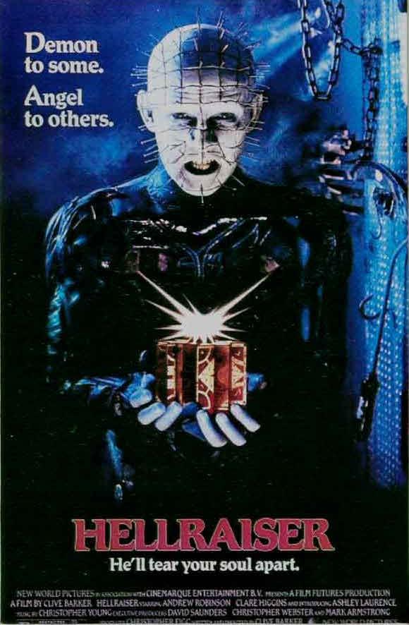 Hellraiser | Horror Fi... Adrien Brody Movies Horror