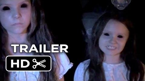Paranormal Activity The Marked Ones Official Trailer 1 (2014) - Horror Movie HD